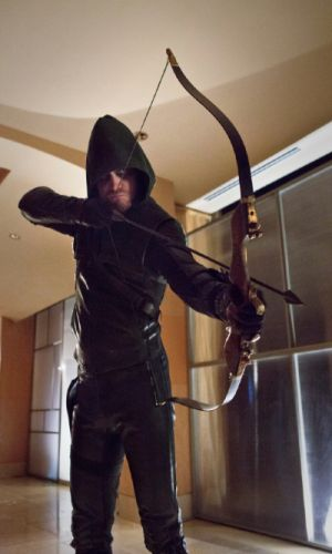 Arrow (serie) Info sobre temporada 1 (parte 2)
