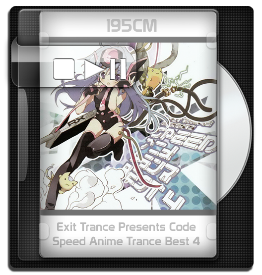[Aporte] Exit Trance Presents Code Speed Anime Best [MF]