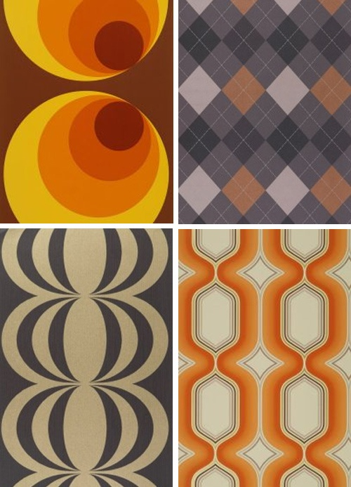 gallery for 1970s patterns
