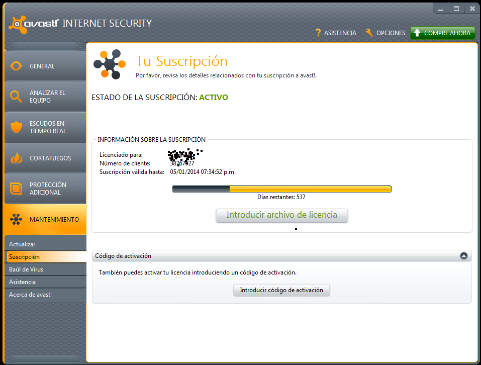 [Aporte] Avast! Internet Security 7.0.1456 + Licencia