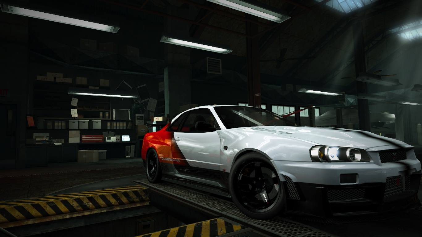 Garage nissan nismo z tune taringa for Garage nissan paris