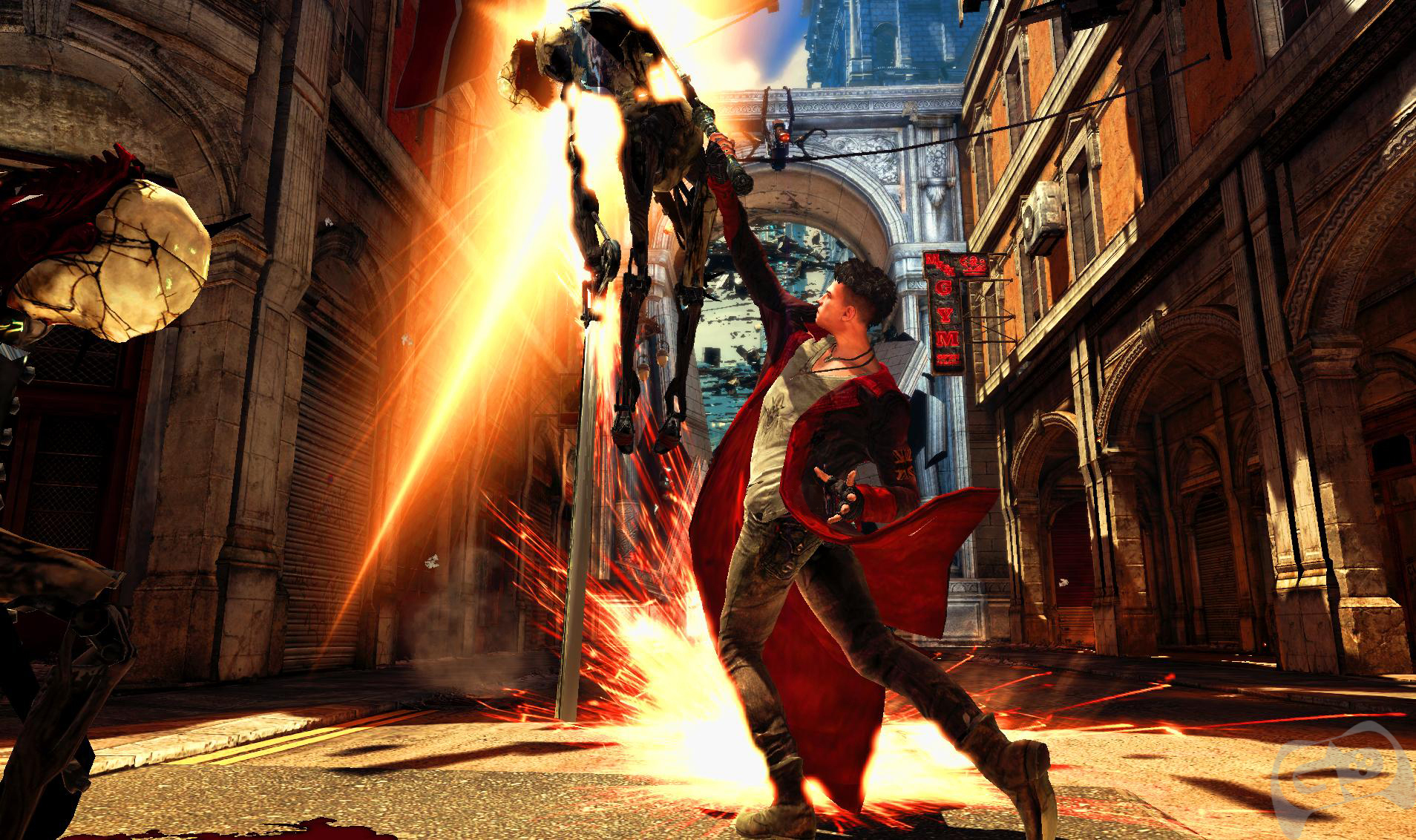 [Analisis] Devil May Cry