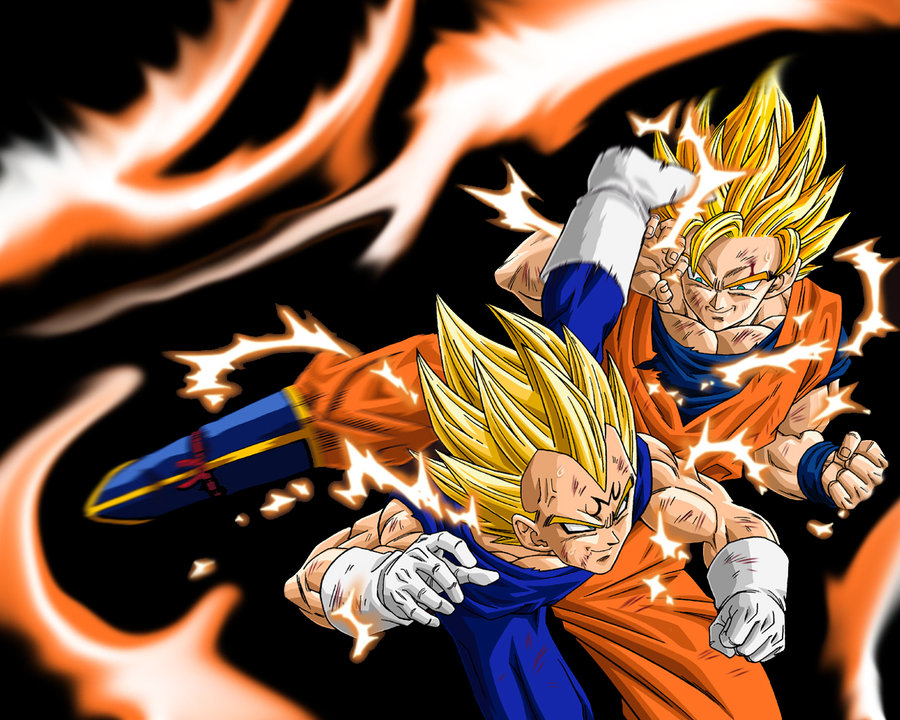 Super Megapost Wallpapers e Imagenes Dragon Ball Z HD