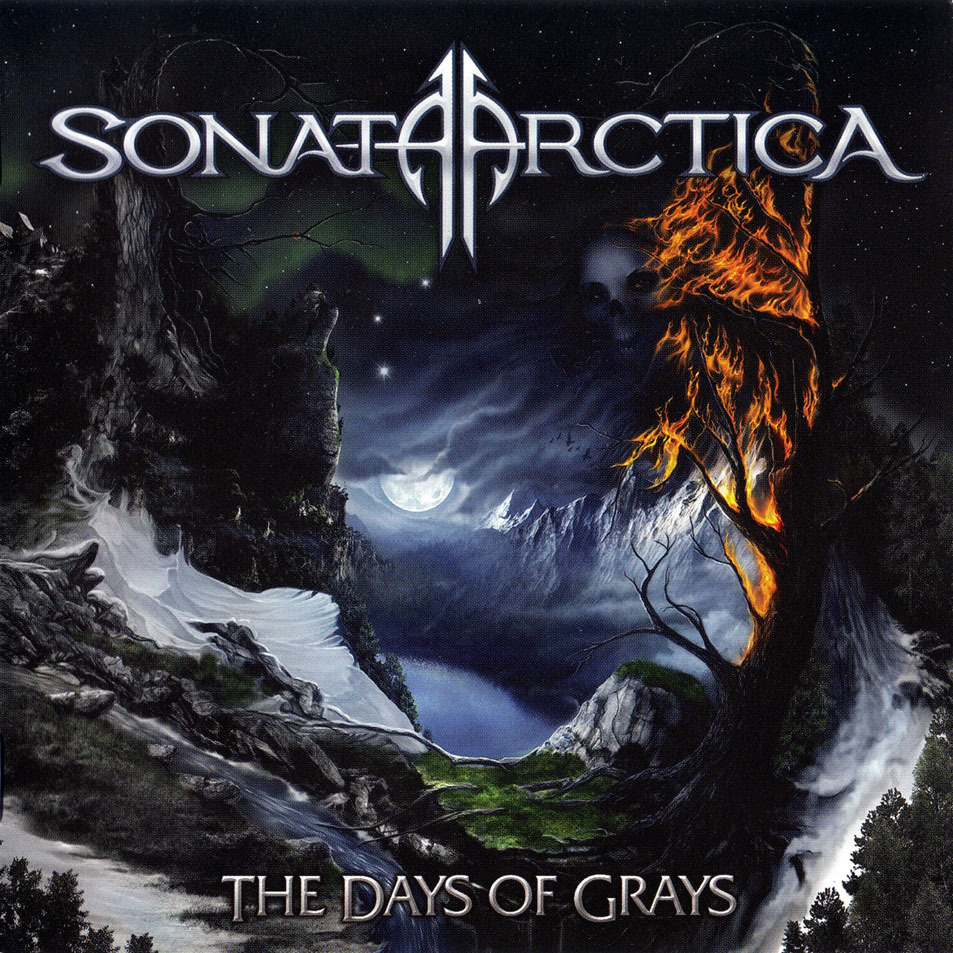 Sonata Arctica The Days Of Grays album subtitulado 09