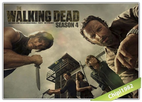 The Walking Dead Temp 4 Cap 4 HD 1080p Español(MEGA)