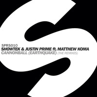Discografica SPRS: [SPRS010] Showtek & Justin Prime Feat. Matthew Koma - Cannonball (Earthquake) [The Remixes] Descarga: http://...