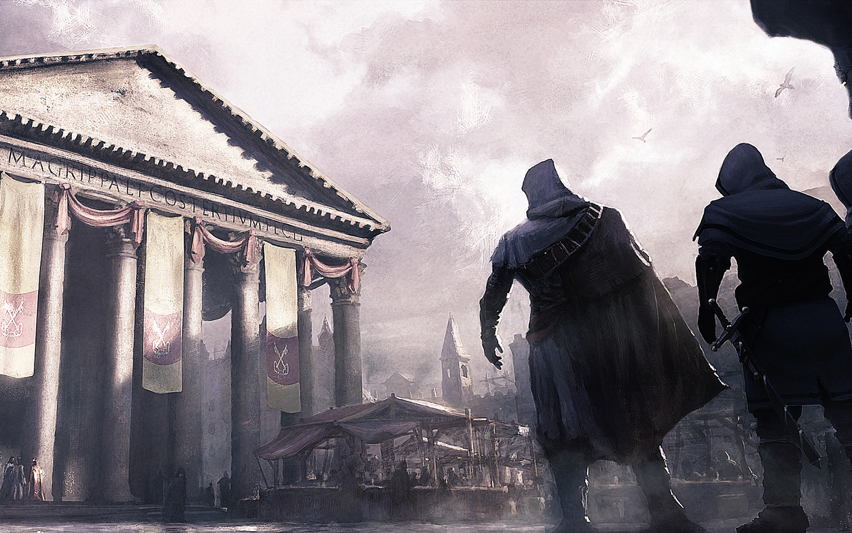 Wallpapers  Assassins Creed
