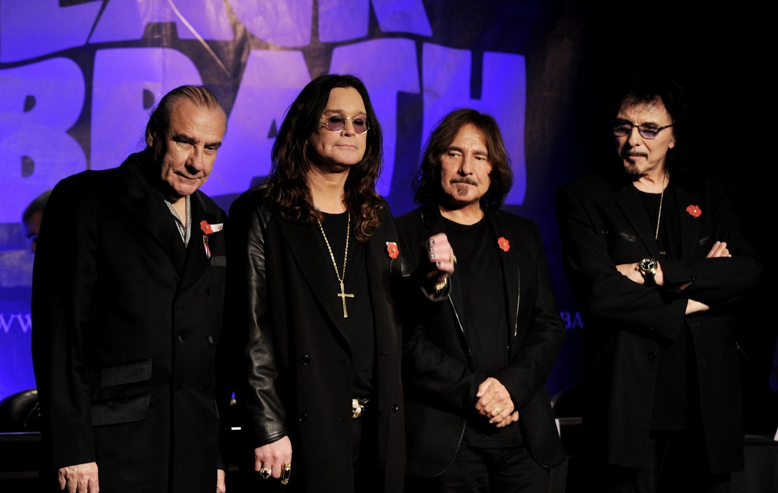 Black Sabbath anticipa su nuevo disco '13′
