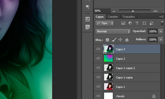 Interesante Efecto para Fotos [Photoshop CS6]
