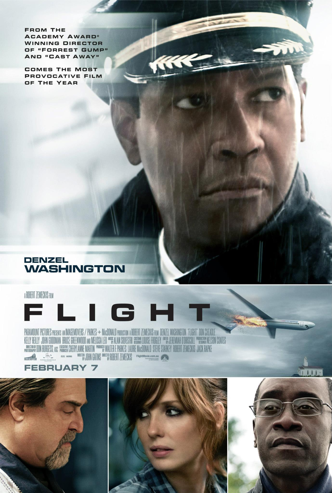 [Pelicula] Flight [El Vuelo] - HD 720p Audio Original Subt