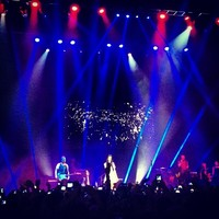 #LanaDelRey RIGHT NOW! :F  @ Movistar Arena - Santiago