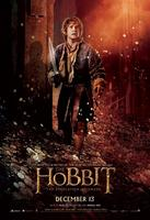 Nuevo poster para 'The Hobbit': The Desolation of Smaug - Martin Freeman es Bilbo