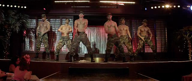 [Pelicula]Magic Mike [2012][Dvdrip][Audio Latino]