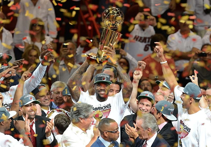 Miami Heat Campeones NBA 2013