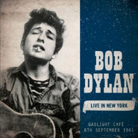 Bob Dylan – Live In New York Gaslight Cafe 1961 (2012)  #Musica #Dylan #Vivo  [Enlace en comentarios] ^^