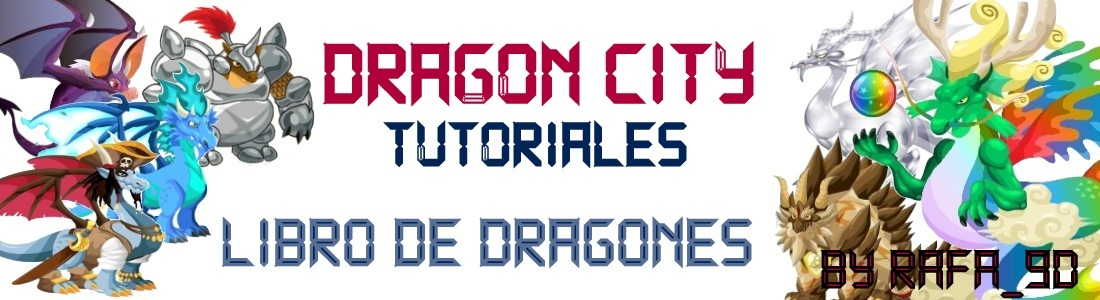 [Guia] Guía de Dragon City (Libro De Dragones)