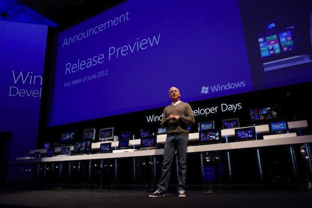 Windows 8 Release Preview en la primera sema de junio