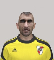 #PESFaces  #PES14  Marcelo Barovero | River Plate | Beta