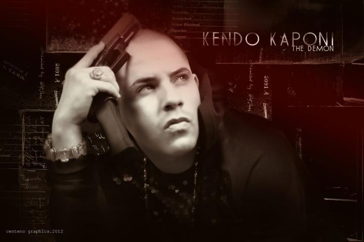 "Biografia de Kendo Kaponi ""The Demon"""