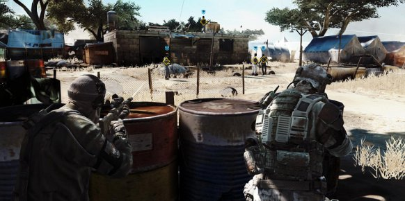 Ghost Recon: Future Soldier requiere Uplay