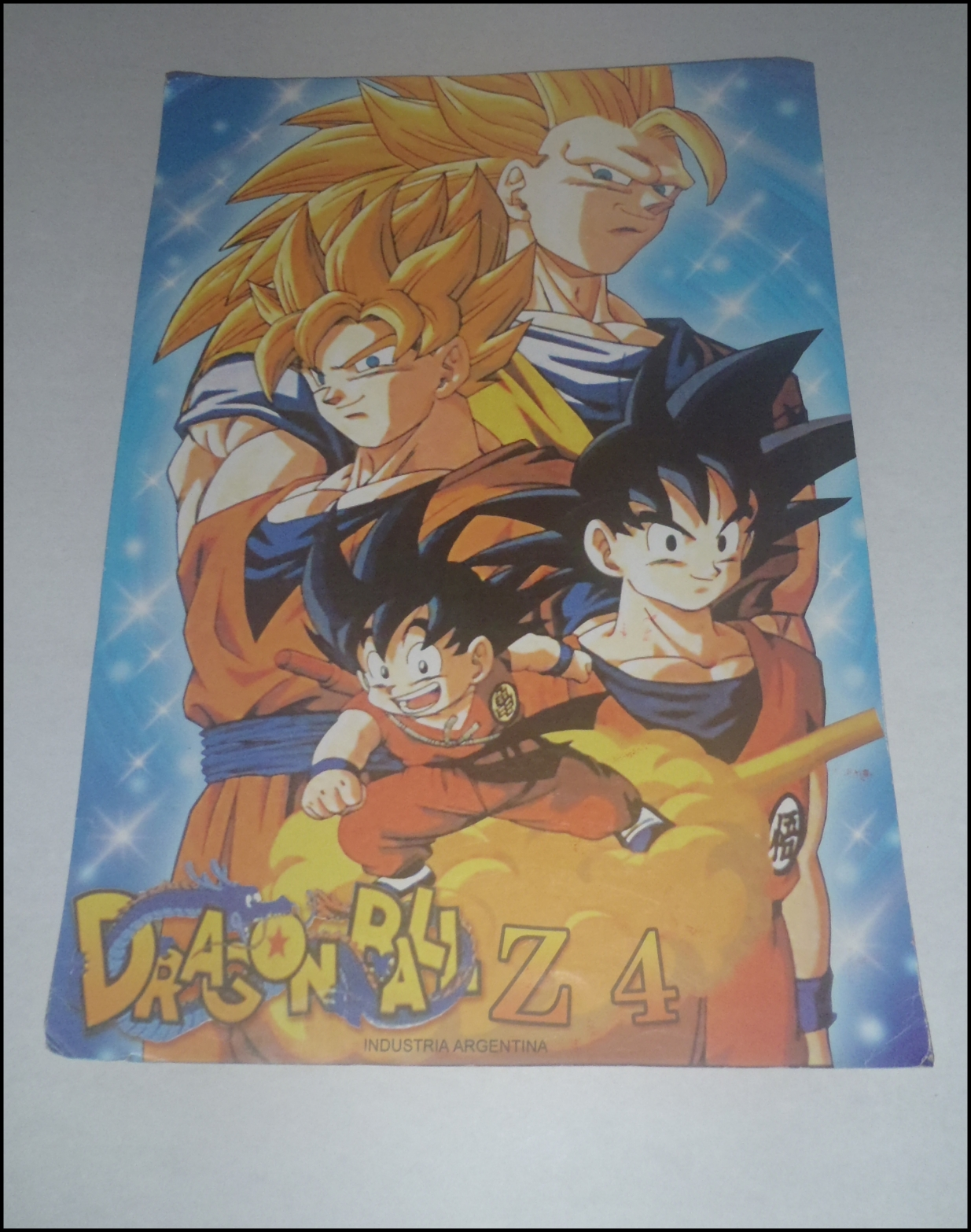 Mi Preciada Coleccion De Dragon Ball Z